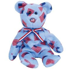 Union the bear (USA Exclusive) We look to our flag with pride All across  the countryside The Stars   Stripes will always be A symbol of our liberty ! a96bf77137b2