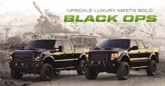 2014 Tuscany Black Ops Information