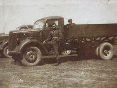 Hungarian Opel Blitz