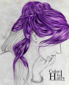 By Mariana Sanoli https://www.facebook.com/ColorfulHairs/?fref=nf
