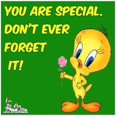 You are special. Don't ever forget it! Hug Quotes, Love Quotes, Funny Quotes, Inspirational Quotes, Tweet Quotes, Cute Good Morning Quotes, Good Night Quotes, Special Friend Quotes, You Are Special Quotes