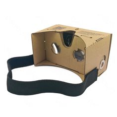 Google Cardboard Kit By Easy Tech Gear Virtual Reality VR Google Glasses Google Cardboard 3D Glasses for Mobile Phone 5.0 Screen and I Phones Screen + Adjustable Head Mount. COMPLETE GOOGLE CARDBOARD KIT; Google Cardboard set Fully compatible: Nexus 4/5, Moto X and Galaxy S4/S5/S6   Partially compatible (No magnetic input): HTC One, Moto G, iPhone 5/5c/5s/6   Limited compatibility (No magnetic input / headtracking & rendering issues): Galaxy S3 include everything needed to transform your...