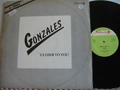 Funk Disco Groove Soul Rap : Gonzales-Closer To You