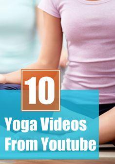 Top 10 Power Yoga Videos