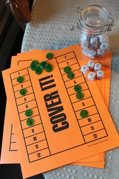 Need to help your new students a bit more with note value recognition?    Here's a fun game to help with that.  COVER IT!, a game inspired b...