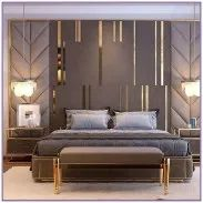 bedroom interior design Comfortable Modern Small Bedroom Design and Decor Ideas Luxury Bedroom Design, Bedroom Bed Design, Luxury Home Decor, Home Bedroom, Luxury Homes, Bedroom Ideas, Luxury Master Bedroom, Bedroom Styles, Luxury Interior Design