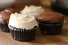 Vegan Chocolate Cupcake - A Vegan Blogging Extravaganza at The Flaming Vegan