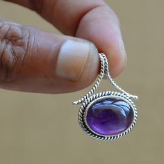 Silver Rings Online, Cheap Silver Rings, Amethyst Necklace, Amethyst Pendant, Pendant Jewelry, Silver Jewelry, Jewlery, Wire Jewelry Patterns, Birthstone Pendant