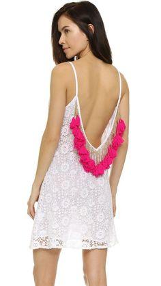 SUNDRESS Lana Short Beach Dress