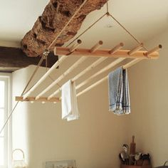 Products hanging laundry drying rack Design Ideas, Pictures, Remodel and Decor
