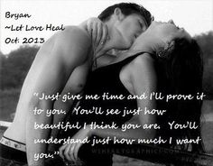Teaser from book 3 in The Love Series.
