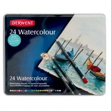 Derwent Watercolour Set of 24