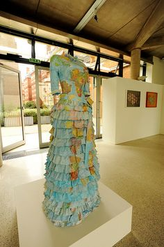 ... colonial dress, susan stockwell, 2008