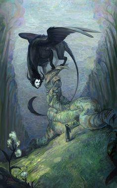 Nord: Character (creature) design by booublik on DeviantArt Monster Concept Art, Monster Art, Creature Concept Art, Creature Design, Fantasy Character Design, Character Art, Art Et Illustration, Illustrations, Creature Drawings