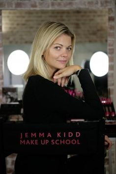 "Jemma Kidd: ""Panic attacks ruled my life for years... I remember when I started the company, I thought 'I can't have holidays, I can't stop' and if I did stop I felt guilty. And I made myself sick from it."""