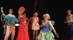 Ze Speelden Nog Lang en Geleden   Trailer van de voorstelling van theatergroep Waar is Adriaan op 31 oktober en 1 november 2015 in het Polanentheater,  Amsterdam.