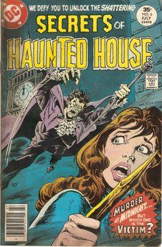 Secrets of a Haunted House