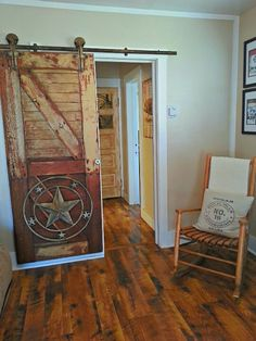 Rustic Western Decor | via lisa durham