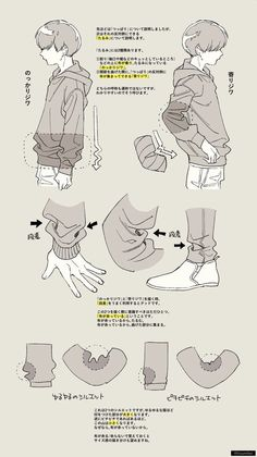 Folds. Fabric. Clothes. Cloth. Tutorial. Reference - #architecture