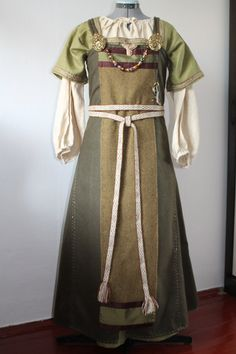 Reserved. Viking age apron dress by Nyfrid on Etsy                                                                                                                                                                                 More