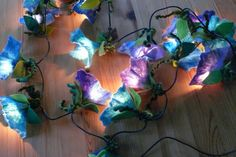 gevilte lampjesslinger