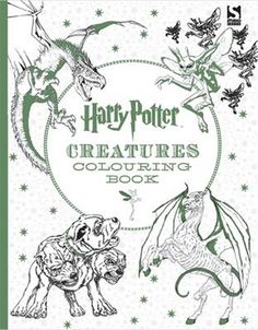 Lets Face It The Harry Potter Magical Creatures Colouring Book Is Everything We Could