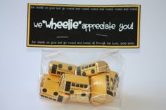 "Bus Driver "" Wheelie Like You "" Gift For Back To School {#HPFamilyTime #ad}"