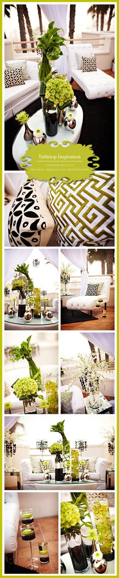 Cool...love the white/black/lime