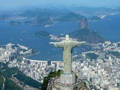 Cristo Rendentor (Rio de Janeiro, Brasil) - All rights reserved / Google