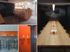A full turnkey restaurant solution, with the brand and the design and build developed and delivered entirely by moon.