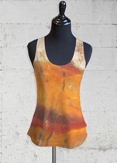 In China Cheap Price Discount View Printed Racerback Top - Splatter 99 Racerback by VIDA VIDA Outlet Low Shipping For Cheap Cheap Online wlhC1