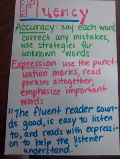 My Life as a Fifth Grade Teacher: Fluency, Schema, and Reading Partners. Oh my!