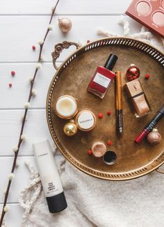 Festive Beauty Favourites | WishWishWish |