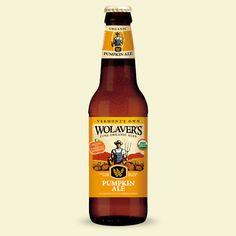 Pumpkin Ale | Wolaver's (Vermont)