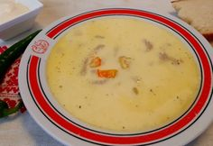 Eredeti pacalcsorba | NOSALTY Pepperoni, Cheeseburger Chowder, Soup, Soup Appetizers, Soups, Chowder