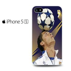 Christiano Ronaldo Graphic Illustration Iphone 5 Iphone 5S Iphone SE Case