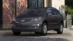 2014 Chevrolet Traverse - Vaden of Beaufort, SC - Chevrolet, GMC, Buick
