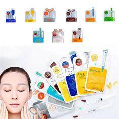 Essence Facial Sheet Black Remover Deep Face Mask Moisture Pack Skin Care Beauty
