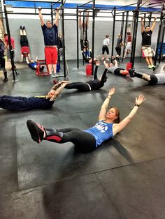 Wednesday 12/30/15 — JSA CrossFit Since 2006 the premier CrossFit gym in Ocean & Monmouth County area