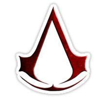 Cree Assassins Logo Sticker