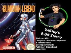 The Guardian Legend (NES) Soundtrack - Stereo