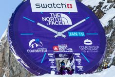 #SWATCH #FREERIDE WORLD TOUR 2014 BY THE NORTH FACE®