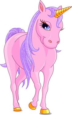 Illustration about Vector Illustration of walking cute pink Unicorn. Illustration of unicorn, purebred, animal - 8642467 Pink Unicorn, Illustration, Vector Illustration, Coloring Books, Art, Unicorn Painting, Unicorn Images, Unicorn Drawing, Cartoon