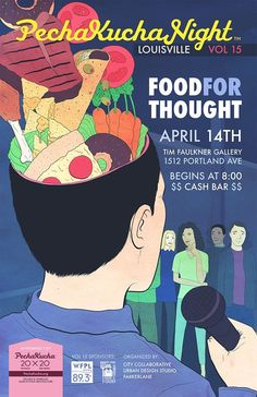 PechaKucha Louisville in April: Food for Thought | Louisville.com