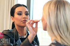 [VIDEO] Kim Kardashian Teaches All Her Makeup Tricks: Watch Her Tutorial - Hollywood Life