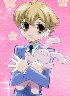 Ouran High School Host Club: Honey with Usa-chan