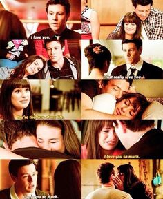 Finchel is forever.