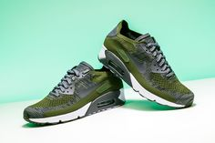 8454072c0b9 The iconic Nike Air Max 90 and Flyknit technology are a magical combination  on this hybrid