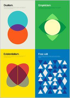 Filosofía y minimalismo, unidos.