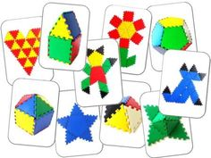 Modèles du jeux Lokons de Celda